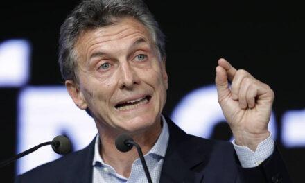 """Macri: """"Comienza una nueva relación con los jubilados, basada en el respeto"""""""
