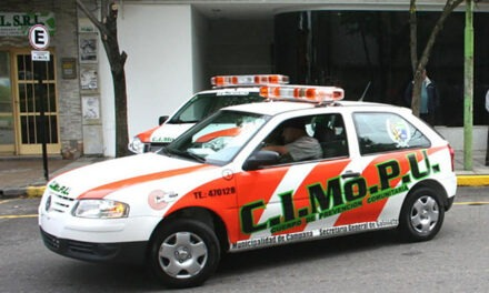 Cámaras del CIMOPU fueron clave para la detención de dos barras