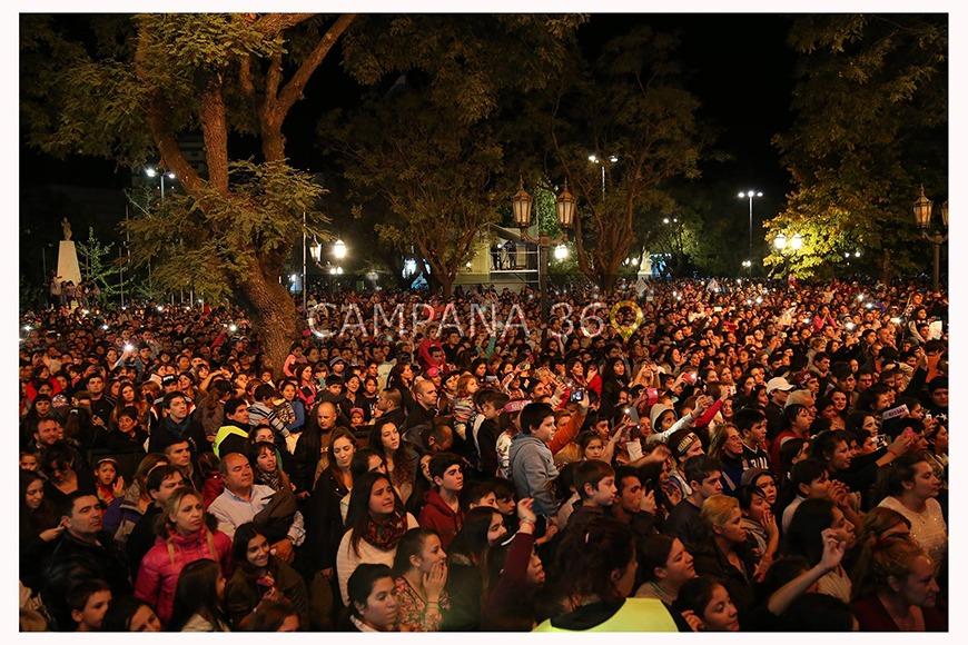 """Más de 55 mil personas disfrutaron de """"AcercArte"""" en Campana"""