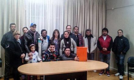 Lanzamiento de una nueva Campaña solidaria De la mano de Pablo Monterrosa