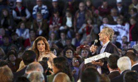 """Macri en Santiago del Estero: """"Vamos a terminar con la pobreza y la desigualdad"""""""