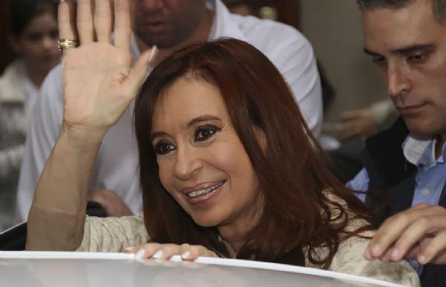 Procesaron a Cristina Kirchner por la causa dólar futuro