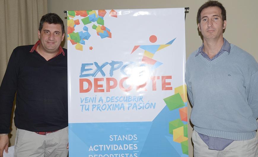 El Municipio anunció la realización de Expo Deportes