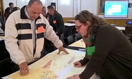 Campana participó de una jornada de análisis de riesgos con municipios de la cuenca Luján