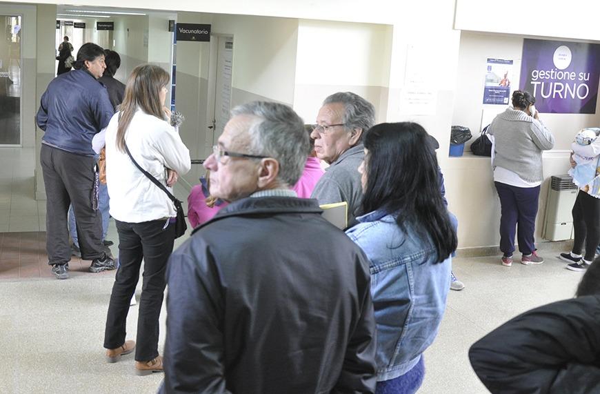 Extienden el horario de vacunación en el Hospital Municipal