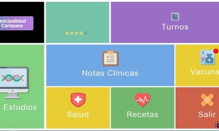 El Municipio diseña un portal de salud para mejorar y agilizar la comunicación con los vecinos