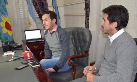 La Provincia ratificó la ejecución de tres importantes obras para la ciudad