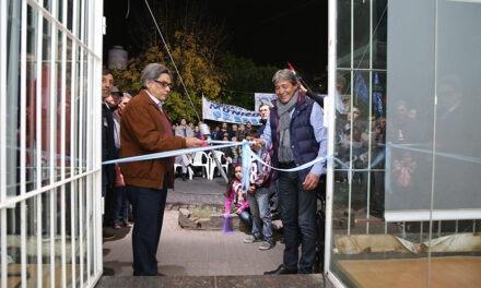 El Partido Justicialista de Campana inauguró su nueva sede