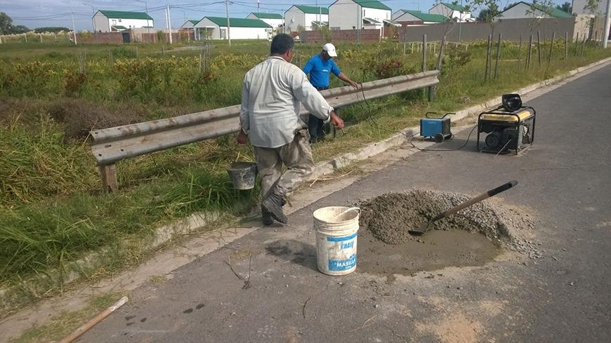 El CEMAV realiza trabajos en la ciudad en respuesta a reclamos de vecinos