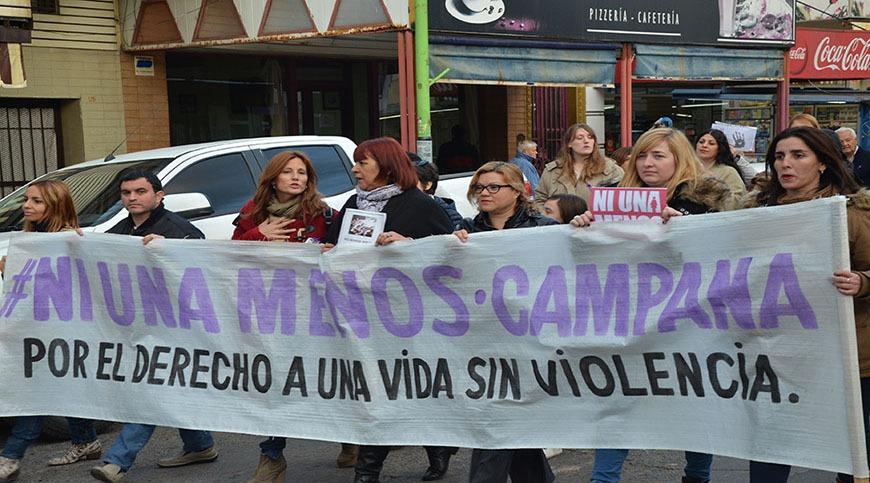 NI UNA MENOS : El Municipio convocó a un espacio de reflexión sobre los derechos de las mujeres