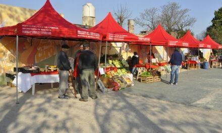 Este martes, la Feria de Productores Locales llega a la plaza España