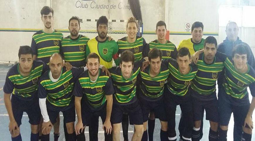 Esta noche desde las 20:00 hs. las dos divisiones del futsal del Club Ciudad de Campana reciben a Sportivo Pereyra por la 9na. Fecha de la Zona E del Torneo de Futsal de LAFA