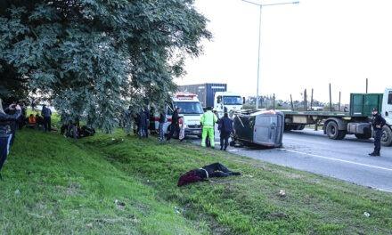 Accidente fatal termina con la vida de un automovilista