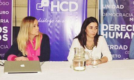 Funcionarios y concejales del oficialismo y oposición se capacitaron en perspectiva de género
