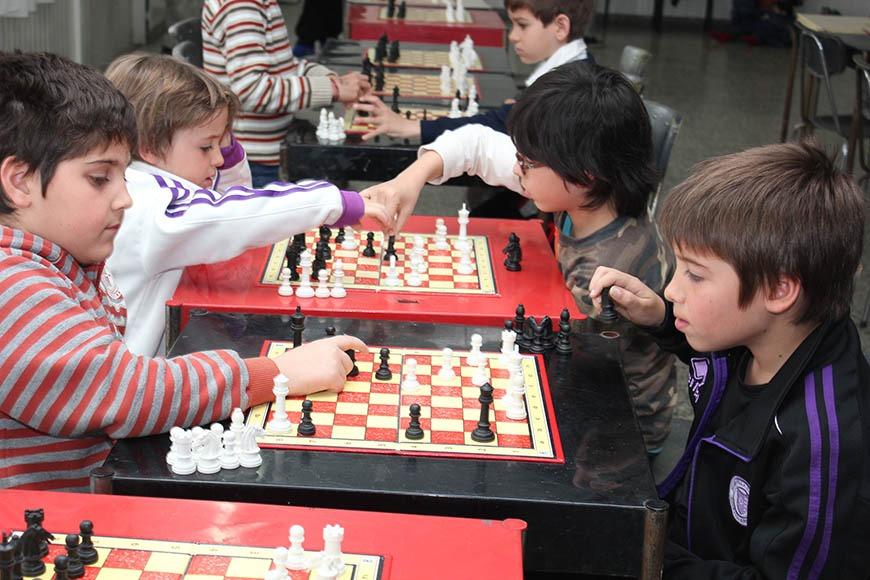 Se realizará la 2° etapa de la Liga Infantil de Ajedrez