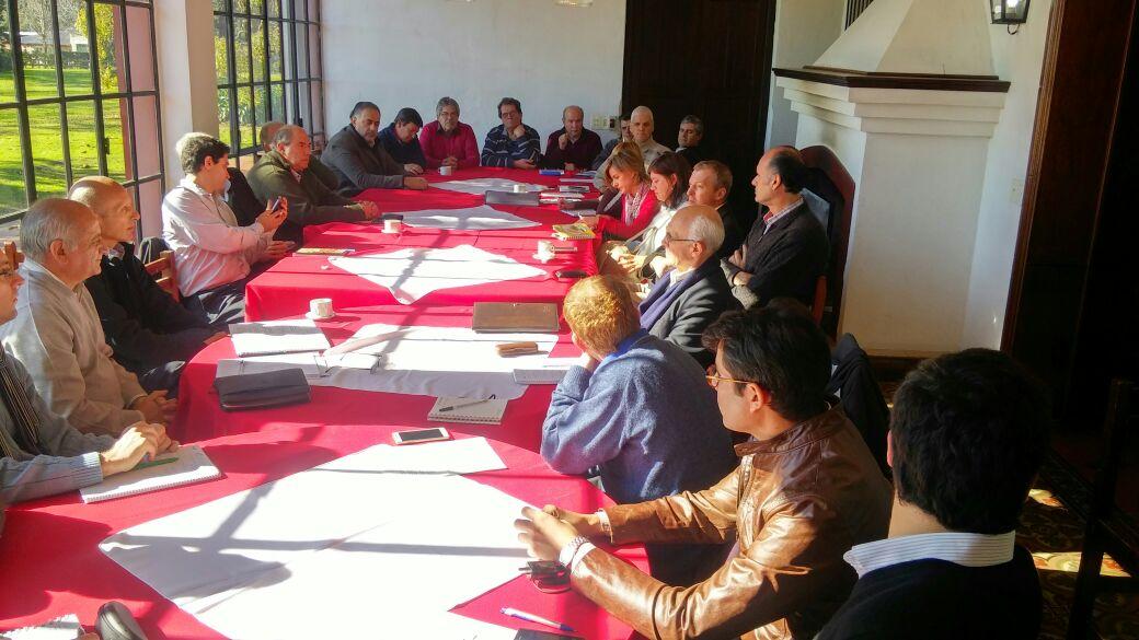 Producción: Campana participó de una nueva reunión del Corredor Norte