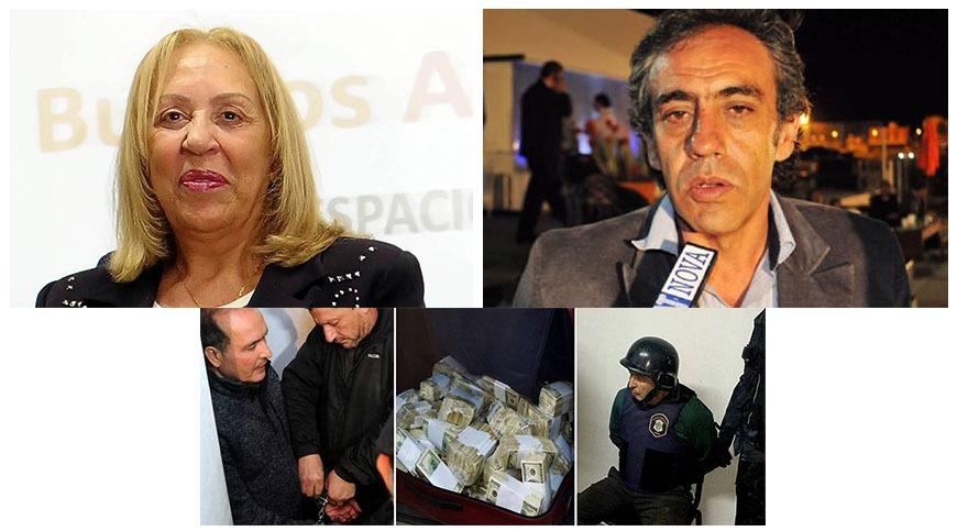 Stella Giroldi mencionada por Julio Blanck en columna de opinión sobre el polèmico caso sobre josé Lopez.
