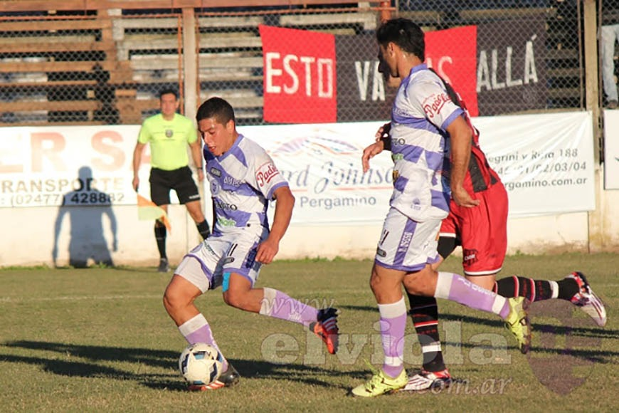 Villa Dalmine aplastó a Douglas Haig por 4-0