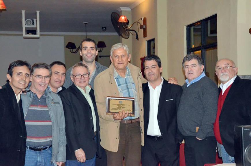 El Rotary Club entregó el premio de Confraternidad Rotaria Zárate-Campana a la ONG Pan del Alma