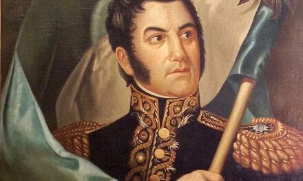Acto de conmemoración del fallecimiento de San Martín