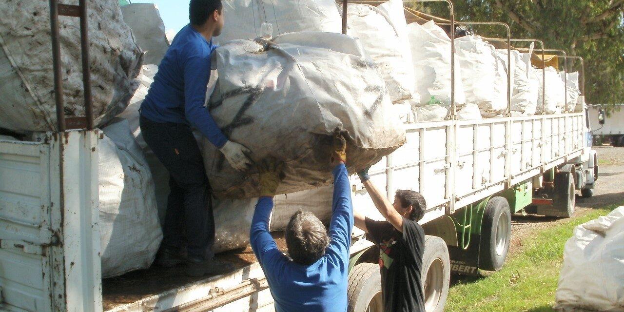 Acercarse logro reciclar 17.600 Kilos de PET