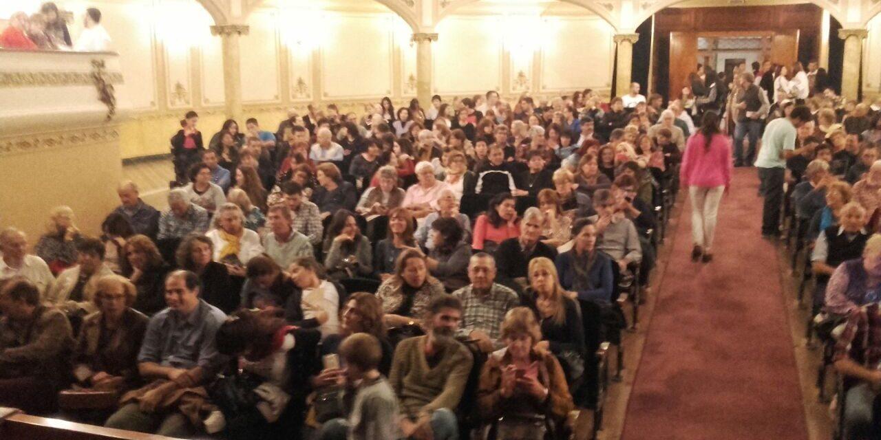 Adultos mayores disfrutaron de conciertos en Entre Ríos