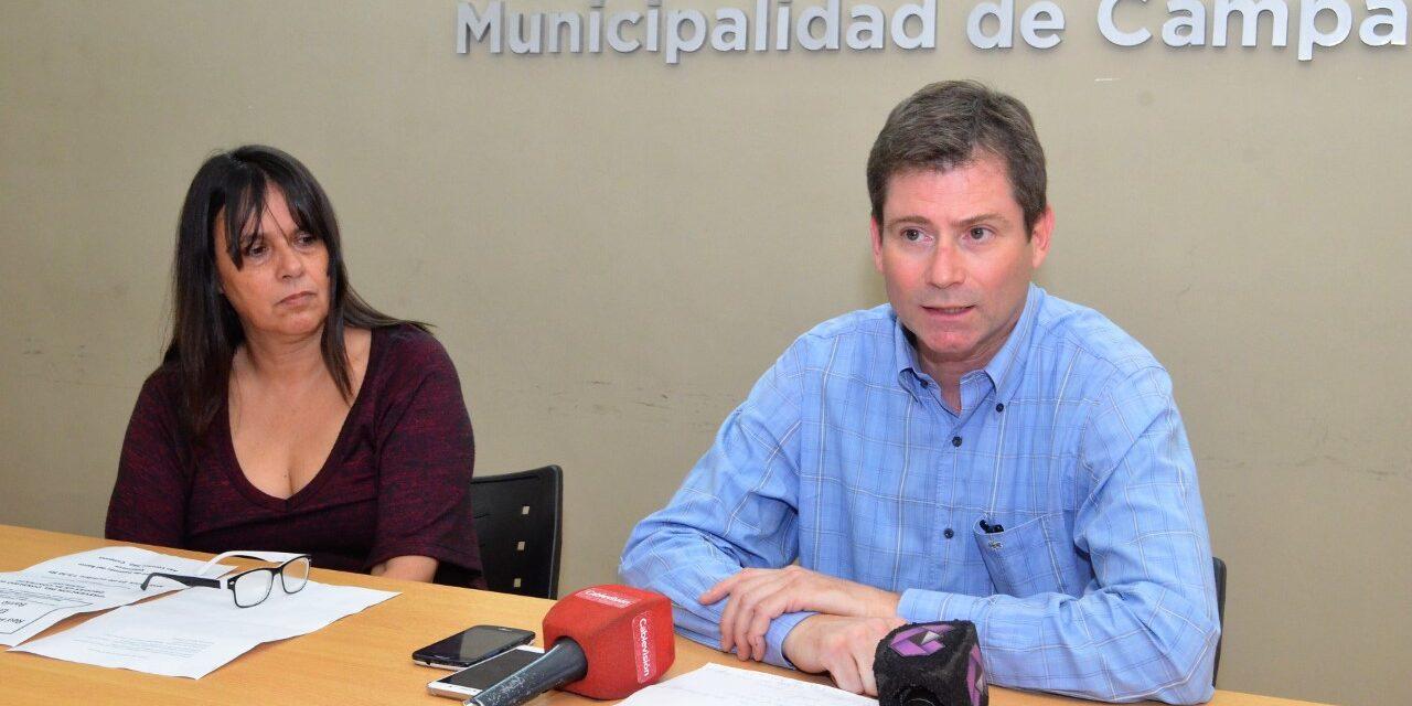 Adicciones: el Municipio comenzó a brindar asistencia y tratamiento ambulatorio
