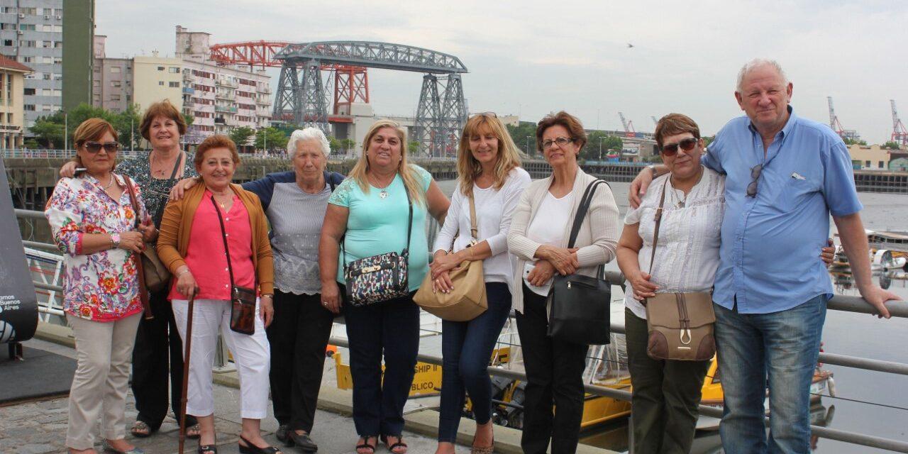 Adultos mayores disfrutaron de un nuevo viaje gratuito organizado por el Municipio