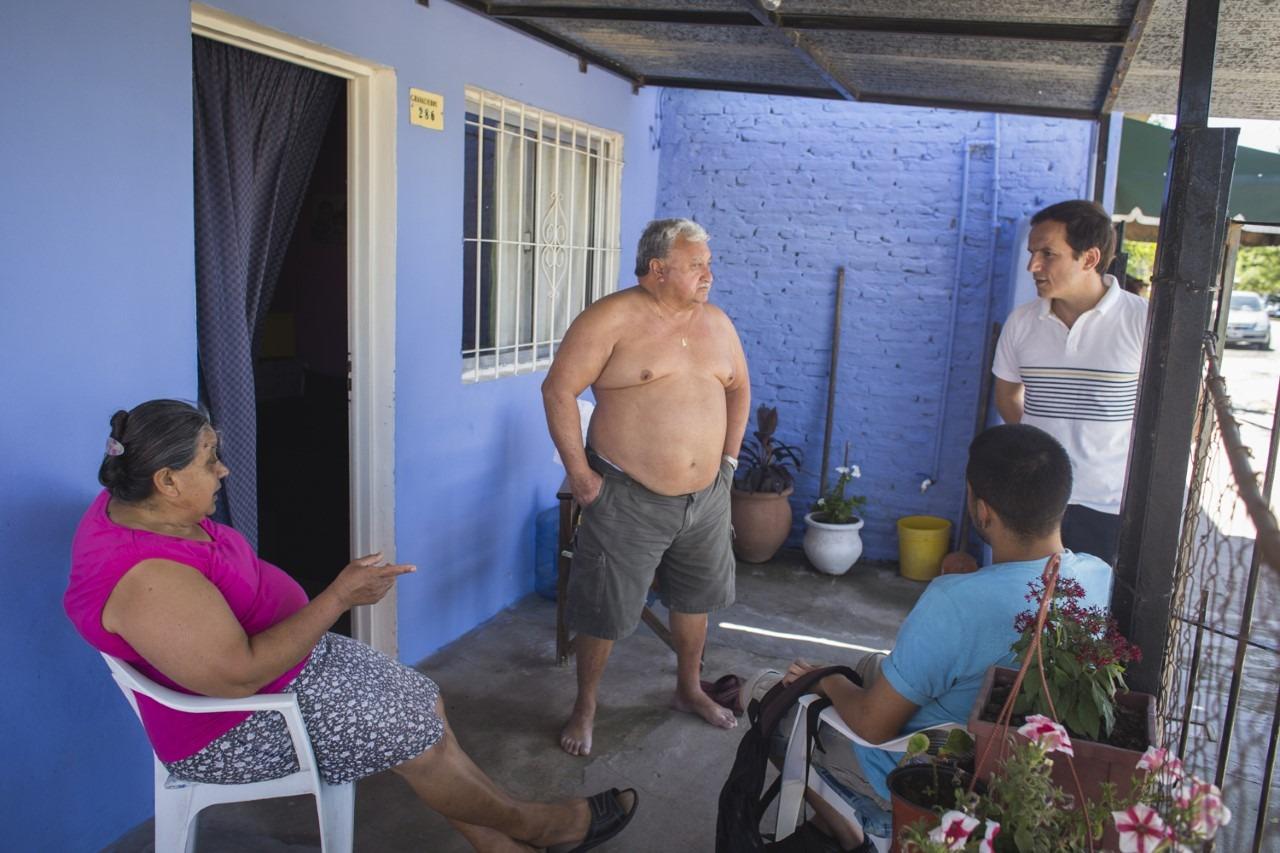 """""""Esperamos que la UCR no vuelva a pactar con el FpV/Campora para perjudicar a los vecinos de Campana""""."""