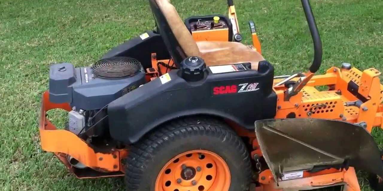 Accidente: Cortaba el pasto y la máquina le arrancó uno de sus pies