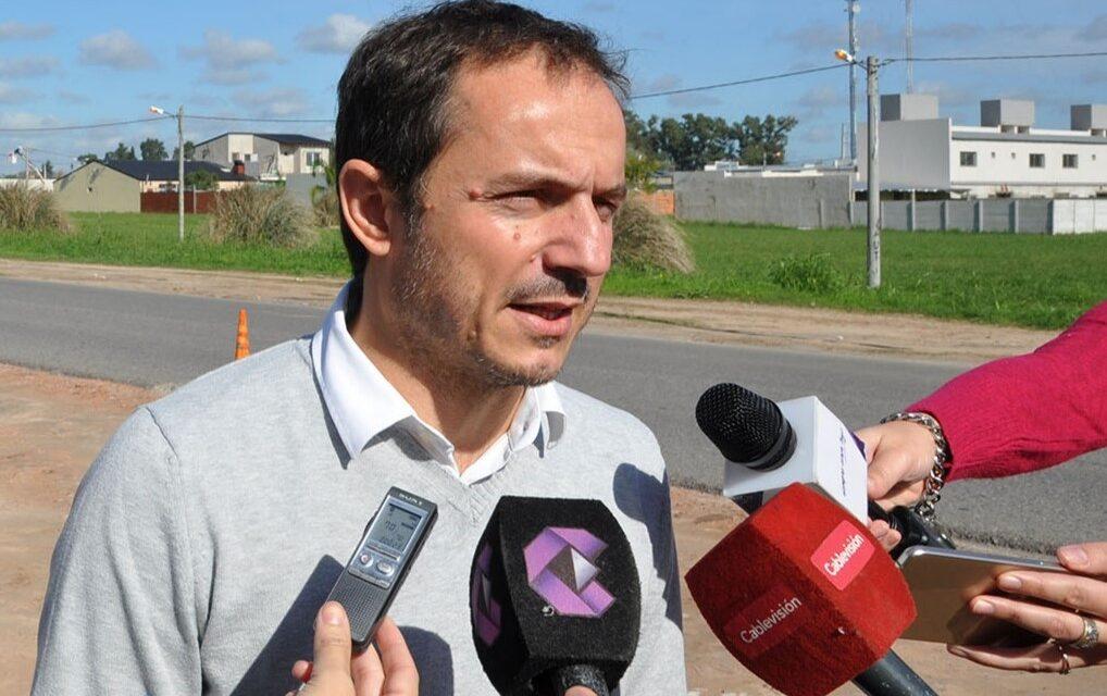 Abella indicó que es factible la exención de tasas a comerciantes de la Rocca