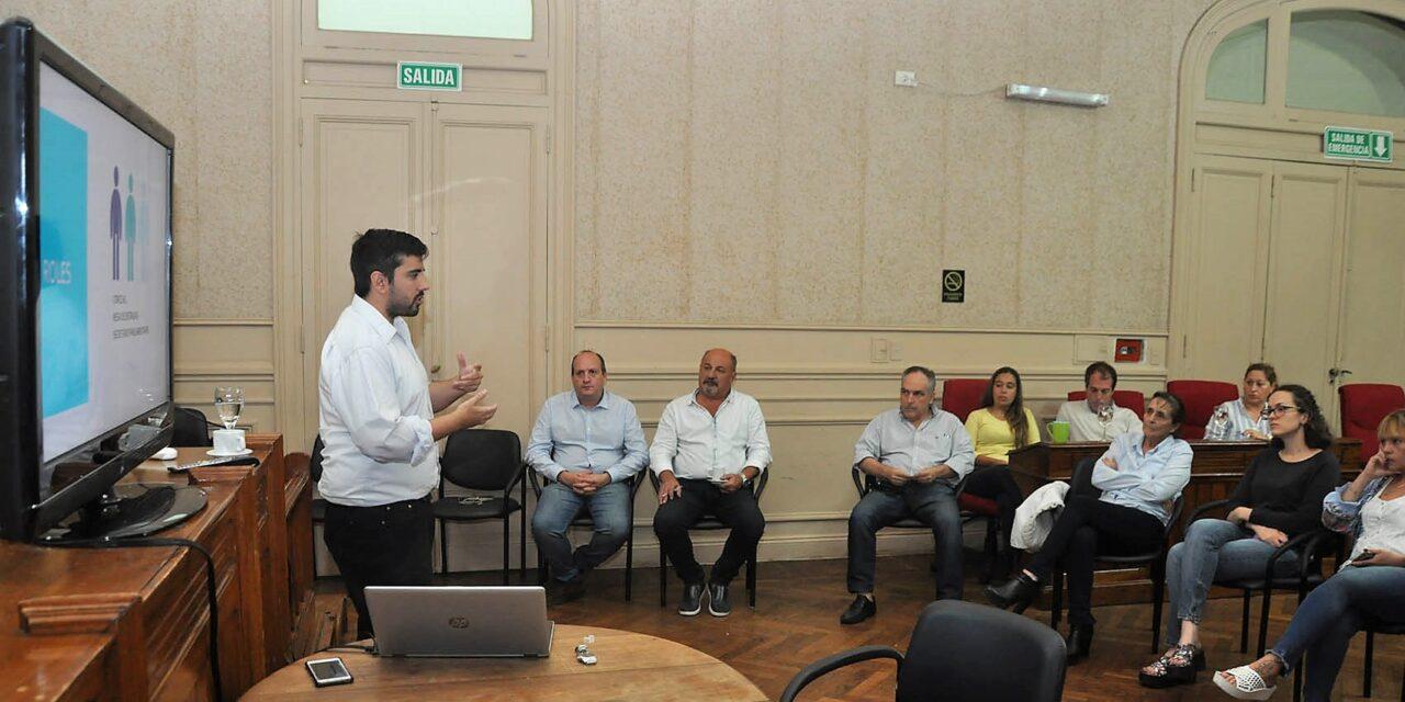 Avanza la gestión digital en el Concejo Deliberante