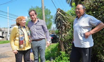 Campana participó del 3er encuentro de municipios sobre derechos humanos
