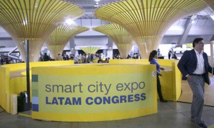 Abella participa del congreso de transformación urbana más importante de Latinoamérica