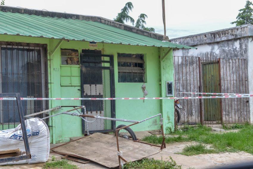 Asesinan a un vecino en el barrio Las Acacias