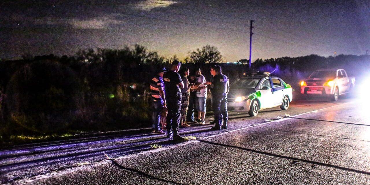 Accidente fatal en Ruta 6: muere un joven motociclista