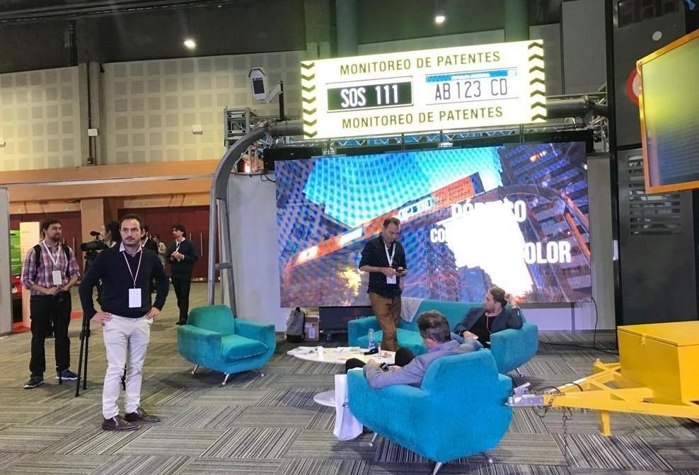 Abella participó en la inauguración de la segunda edición de Smart City Expo Buenos Aires 2019