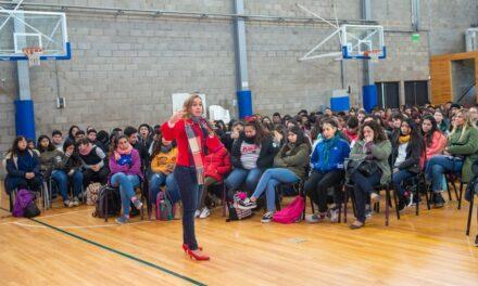 Adolescencia Activa realizó su segundo intercolegial