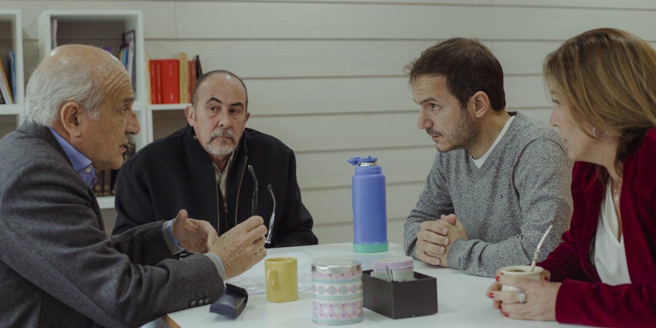 Abella firmó un importante convenio con la UNLu para el desarrollo de la ciudad