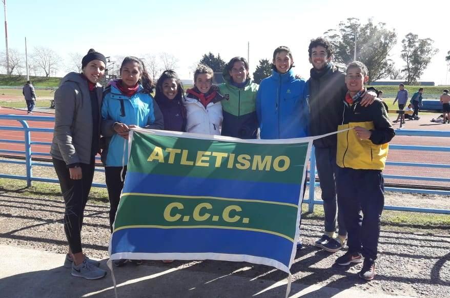 Atletas campanenses participaron de una importante competencia en Mar del Plata