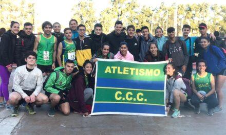 """Atletismo CCC: Los atletas del Club participaron del Torneo de Pista y Campo """"Santa Rosa"""""""