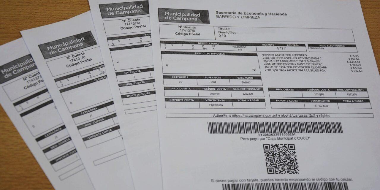 Aclaran detalles sobre el envio de las boletas del BL