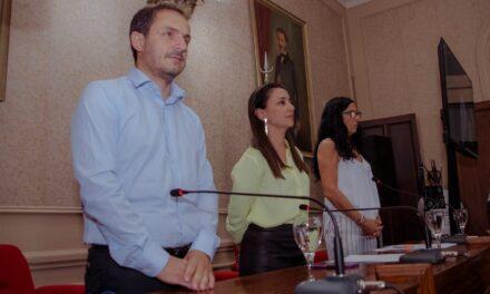 MANIFESTACIÓN DE LOS METALÚRGICOS EN TENARIS-  SIDERCA