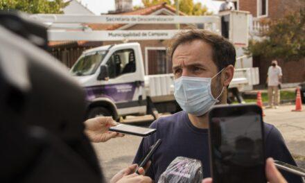 """Abella: """"Los intendentes sostenemos la salud pública de la provincia de Buenos Aires"""""""