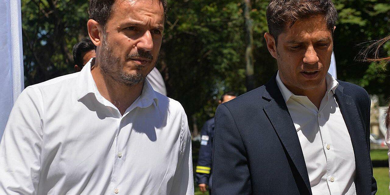 Abella pidió asistencia financiera al gobernador Kicillof