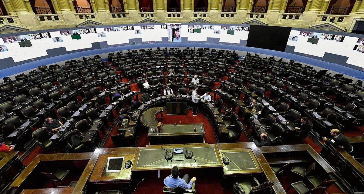 Coronavirus en Argentina: En el debut de las sesiones virtuales, el Senado aprobó 20 de los DNU que dictó Alberto Fernández por la pandemia