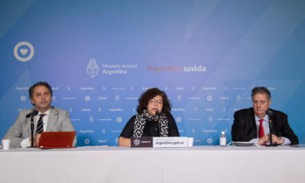 """Vizzotti: """"Es importante reforzar las medidas de prevención en las actividades exceptuadas y al regresar a casa"""""""