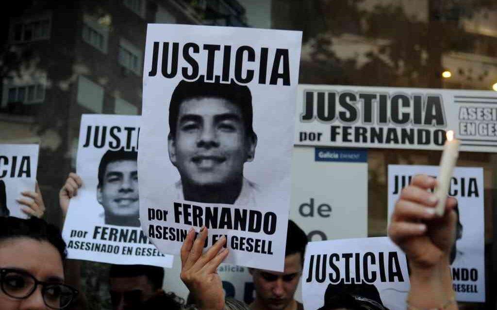 Se cumplen 4 meses del asesinato de Fernando Báez Sosa en Villa Gesell