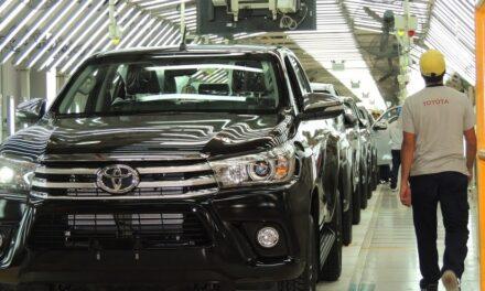 Coronavirus: Detectaron un caso positivo en la planta de Toyota