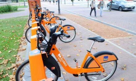 Vuelve a funcionar Ecobici y se podrán transportar en el subte las bicicletas particulares